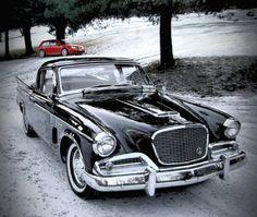 '61 Hawk - Studebaker, the car of the future.