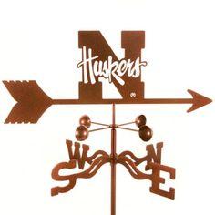 University of Nebraska – Lincoln Cornhuskers weathervane