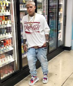 Tyga Style, Bryant Myers, Al Pacino, Trap Music, Mickey Mouse, Mac, Hipster, Game Changer, Flow