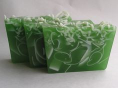 Sale Soap Key Lime Handmade Glycerin Soap by TheScentedRetreat
