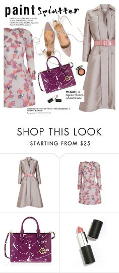 """""""Make a Splash With Paint Splatters"""" by punnky ❤ liked on Polyvore featuring Henri Bendel, Sigma Beauty and paintsplatter"""