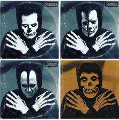 The Misfits - Glen Danzig lineup