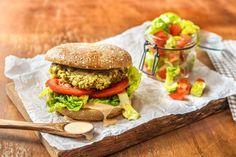 Knackiger Burger