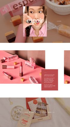 Web Design, Website Design Layout, Web Layout, Layout Design, Cosmetic Web, Packaging Design, Branding Design, Promotional Design, Web Project