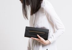 Double Clutch in Black | AANDD (at The Joinery)
