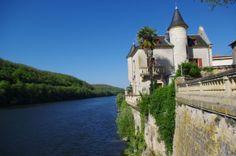 Bastide de Lalinde, Dordogne, Périgord