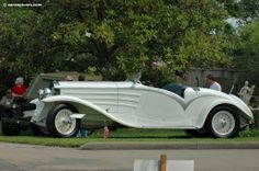 1930 ISOTTA FRASCHINI TIPO 8A FLYING STAR ROADSTER - coachwork by Carrozzeria Touring of Milan.