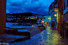 Calella de Palafrugell (Baix Empordà) Foto d'Antonio Torres