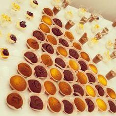 Muffin, mini cheesecake, mousse al cioccolato bianco e gianduia. I Matrimoni La Divina Commedia