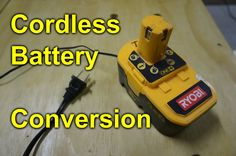 Have you ever had that battery that just won't hold a charge anymore? I have and I didn't want to spend the money on a new one or a rebuild kit.... so I figu...