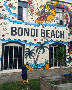 Graffiti in Bondi