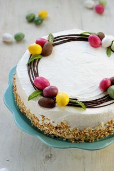 Ice Cream Bread, Vegetable Cake, Pretty Birthday Cakes, Torte Cake, Best Apple Pie, Bakery Recipes, Gelato, Easter Recipes, Ricotta