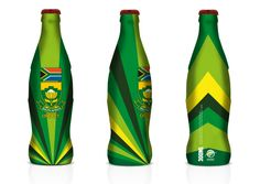 Proteas Cricket Coca Cola Sleeve