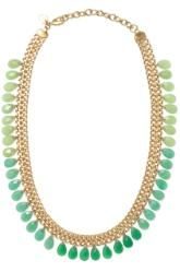 Stella and Dot's Contessa Jade Necklace.  This would look amazing with the Camilla Ring.   Love.