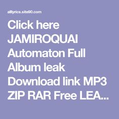 Click here   JAMIROQUAI Automaton Full Album leak Download link MP3 ZIP RAR    Free LEAK JAMIROQUAI Automaton Deluxe Download 2017 ZIP TORRENT RAR    (download) JAMIROQUAI Automaton Deluxe Download Full Album Free    DOWNLOAD 2017 JAMIROQUAI Automaton Deluxe Download Full Album    HQ Leak JAMIROQUAI Automaton Deluxe Download Full Album #2017    LEAK HOT JAMIROQUAI Automaton Deluxe Download Full Album (Full Album + Download)