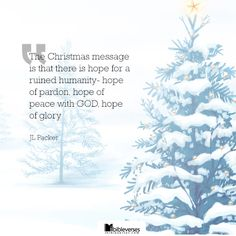 Christmas brings hope for all