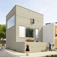 stripe house, the netherlands/gaaga  via: dezeen