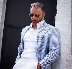 Best wedding suits men blue summer menswear Ideas Weddings blue Ideas Men Menswear Suits Summer Wedding Weddings is part of Suit fashion - Sharp Dressed Man, Well Dressed Men, Mens Fashion Suits, Mens Suits, Fashion Menswear, Stylish Men, Men Casual, Best Wedding Suits, Moda Formal