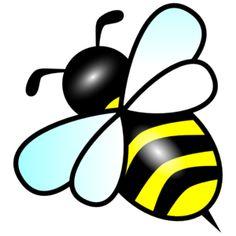 bee Stencils | Bee Clip Art