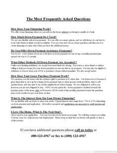 Sample Printable earn your downpayment Form | Latest Sample Real ...