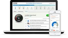 Fix-It Utilities 15 for Windows and Android. Manage and Protect PCs, Smartphones and Tablets with the help of Fix-It Utilities 15 by Vcom Software. Online Dashboard, Access Control, Cloud Based, Smartphone, Web Design, Android, Windows, Design Web, Window