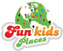 Fun Kids Places - List of different places