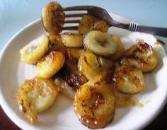 "Tone It Up - Recipe Profile - ""Fried"" Honey Bananas"