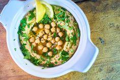 Black Eyed Peas, Naan, Tahini, Chana Masala, Hummus, Ethnic Recipes, Food, Essen, Meals