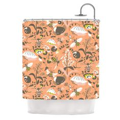 Hope for the Flowers I by Very Sarie Shower Curtain
