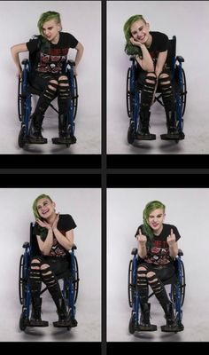 Tights will have a short lifespan. | 24 Things All Girls In Wheelchairs Should Know