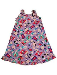 Saras Prints Little Nightgown 35280 3. -- Visit the image link more details. (This is an affiliate link)