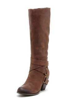 Fergie Legend Too Almond Toe Tall Boot by Boots Under $100 on @HauteLook