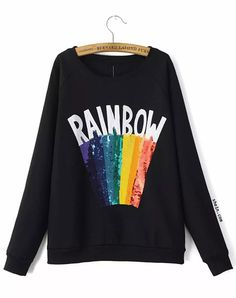 Patch the rainbow, touch the rainbow.