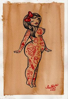 Every body size is beautiful. <3