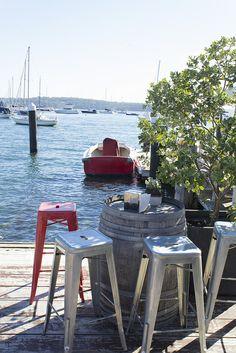 Bird and Bear Boathouse - Sydney www.oldschoolmastershouse.com.au