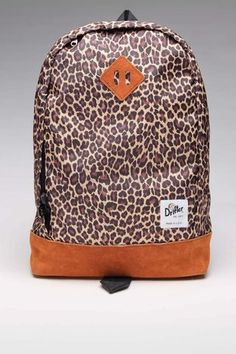 Leopard Print Drifter Bags Back Country Day Pack