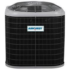 5 Ton AC - AirQuest by Carrier's air conditioner offers reliable budget friendly comfort. This air conditioner is rated at 15 SEER & has a quiet single-stage scroll compressor. Heat Pump Air Conditioner, Air Conditioner Condenser, 5 Ton Ac, Scroll Compressor, Ac Units, Heating And Cooling, The Unit, Pumps