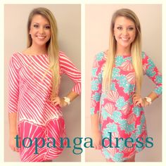 Topanga Dress Lilly Pulitzer!!!!!!! this is my favorite style!