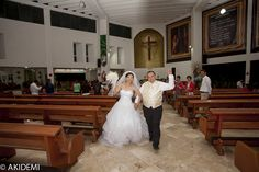 Wedding photo_Catedral Cancun   ウエディング フォトセッション_カテドラル AkiDemi Photography www.akidemi.com