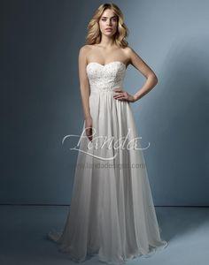 Landa Designs D409 $349.99 Landa Designs Bridal Gowns