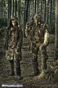 Image result for wasteland warriors couple