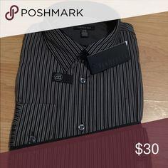Van Heusen Dress Shirt New Van Heusen dress shirt. Size: 16 1/2 neck. 32/33 sleeve. New. Never worn. Van Heusen Shirts Dress Shirts