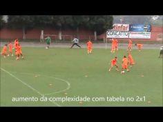 Modelo de jogo - Dinâmica de passes - Treinador Cristian de Souza - YouTube