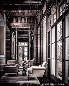 """3,096 отметок «Нравится», 14 комментариев — Ferris Rafauli """"FR"""" (@ferrisrafauli) в Instagram: «Soaring ceilings and endless site lines...FR✨ #designerofluxury #ferrisrafauli…»"""