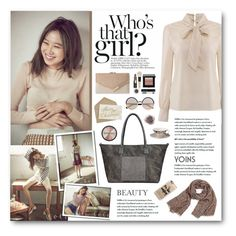 """Hyo Jin"" by warna ❤ liked on Polyvore featuring Bobbi Brown Cosmetics, Marc by Marc Jacobs, Casetify, Smashbox, Wedgwood and Daum"