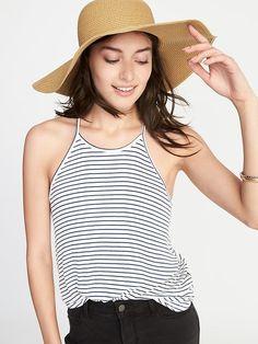 Floppy Straw Sun Hat for Women Sun Hats For Women 0a190d1513ce