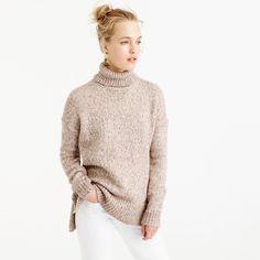 Signature Merino Turtleneck Sweater, Fair Isle L.L.Bean ...
