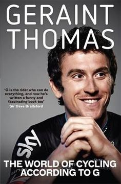 The World of Cycling According to G The World of #Cycling According to G H/Back By #GeraintThomas NOW £9.50 (53% OFF) > http://cycling-bargains.co.uk/cycling-deals/book-depository