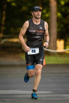 NASCAR Driver Jimmie Johnson for USA Triathlon::Corporate, Advertising, Commercial Photographer Charlotte, NC | Bob Leverone