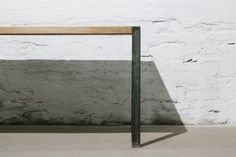 Design Dining Table #upcycling #recycling #reclaimed #wood #steel #table #design #upcycling #recycling #reclaimed #wood #steel #furniture #bench #table #sideboard #desk #unique